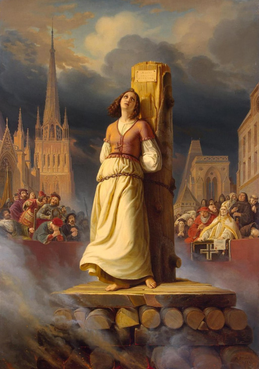 a biography of joan of arc a french heroine